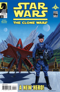Star Wars: The Clone Wars #11 -- Hero of the Confederacy part 2
