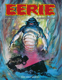 Eerie Archives Volume 3 HC