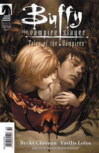 Buffy the Vampire Slayer: Tales of the Vampires (Jo Chen cover)