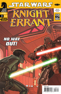 Star Wars: Knight Errant #3 - Aflame part 3