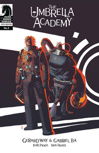 The Umbrella Academy: Hotel Oblivion #2