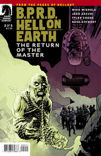 B.P.R.D. Hell on Earth: The Return of the Master #2