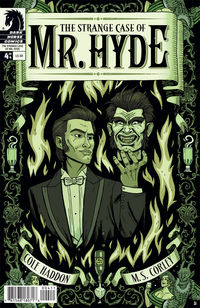 Strange Case of Mr. Hyde #4