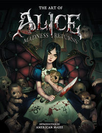 Art of Alice: Madness Returns HC (Current Printing)