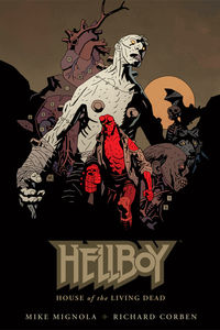 Hellboy: House of the Living Dead HC GN