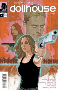 Dollhouse: Epitaphs #4 (Phil Noto cover)