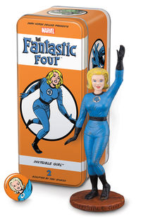 Marvel Classic Characters - The Fantastic Four #2: Invisible Girl