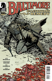 Baltimore: Dr. Leskovar's Remedy #1 (Ben Stenbeck cover)