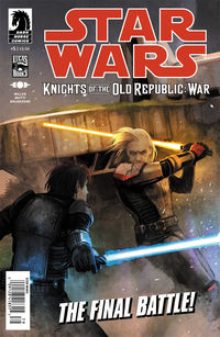 Star Wars: Knights of the Old Republic-War #5