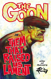 Goon Volume 12: Them That Raised Us Lament TPB