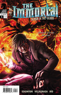 Immortal: Demon in the Blood #4