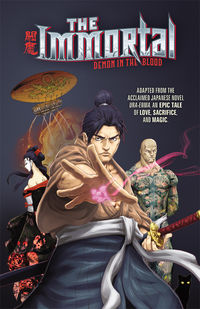Immortal: Demon in the Blood TPB