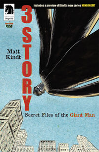 3 Story: The Secret Story of the Giant Man