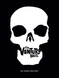 Go Team Venture! The Art and Making of the Venture Bros. HC