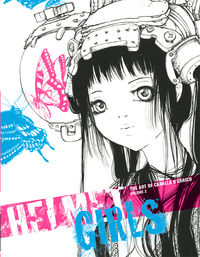Helmet Girls: The Art of Camilla d'Errico Volume 2 HC