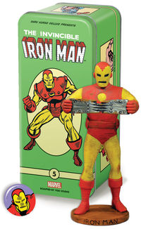 Marvel Classic Characters Series 2 #5: Iron Man