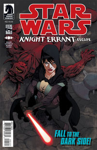 Star Wars: Knight Errant - Escape #1 (Mike Hawthorne Variant cover)