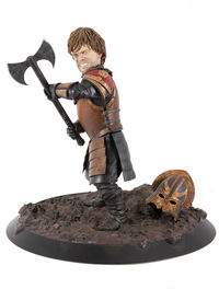 Game of Thrones Statue: Tyrion