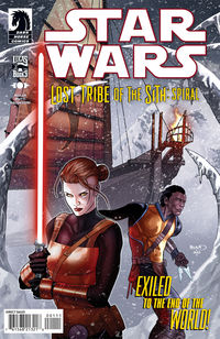 Star Wars: Lost Tribe of the Sith - Spiral #1