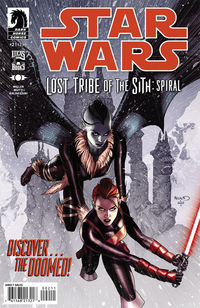 Star Wars: Lost Tribe of the Sith - Spiral #2
