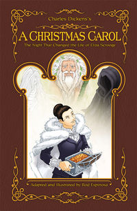 Christmas Carol: The Night That Changed the Life of Eliza Scrooge HC