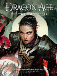 Dragon Age: The World of Thedas Volume 2 HC