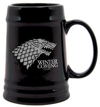 Game of Thrones Ceramic Stein: Stark Sigil