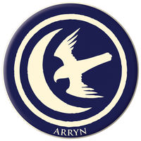 Game of Thrones Embroidered Patch: Arryn