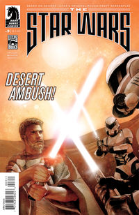 The Star Wars #3 review at TFAW.com