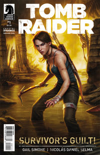 Tomb Raider #1 review at TFAW.com