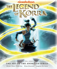 Legend of Korra: The Art of the Animated Series HC Book Two - Spirits