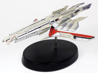 Mass Effect: Turian Cruiser Ship Replica