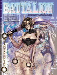Intron Depot Volume 5: Battalion TPB