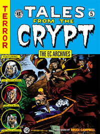 EC Archives: Tales from the Crypt Volume 5 HC