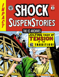 EC Archives: Shock SuspenStories Volume 3 HC