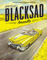 Blacksad Amarillo review at TFAW.com
