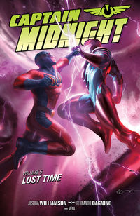 Captain Midnight Volume 5 TPB: Lost Time