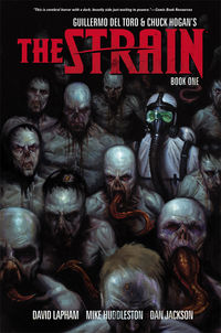 The Strain Volume 1 HC review at TFAW.com