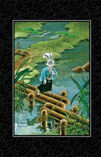 Usagi Yojimbo Saga Volume 6 Ltd. HC