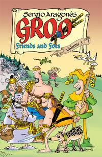 Groo: Friends and Foes Volume 3 TPB