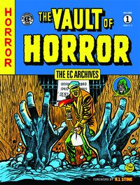 EC Archives: The Vault of Horror Volume 1 HC