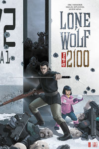 Lone Wolf 2100: Chase the Setting Sun TPB