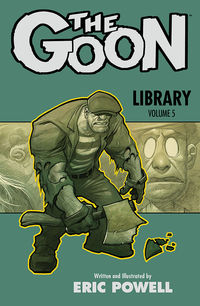 The Goon Library Volume 5 HC