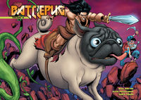 Battlepug HC Volume 5: The Paws of War