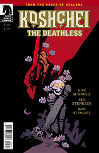 Koshchei the Deathless #5