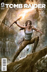 Tomb Raider II #1 review at TFAW.com
