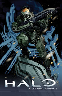 Halo: Tales from Slipspace HC