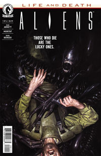 Aliens comics at TFAW.com