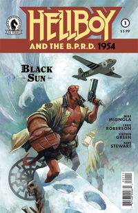 Hellboy and the B.P.R.D.: 1954 - The Black Sun #1