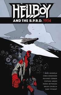 Hellboy and the B.P.R.D.: 1954 TPB
